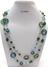 glass beads necklace images Glass beads necklaces designer glass beads necklaces fashion glass jpg