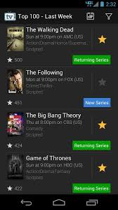 show apk tv show favs android apps on play