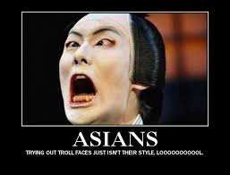 Asian Meme Face - asian troll faces by sk8rnerd on deviantart