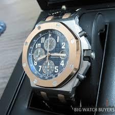 audemars piguet royal oak offshore chronograph special edition