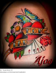 Family Tribute Tattoo Ideas 117 Best Mom And Dad Tattoos Images On Pinterest Dad Tattoos