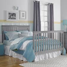 Fisher Price Convertible Crib Fisher Price Colton Convertible Crib In Grey