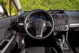 subaru hybrid interior first drive 2014 subaru xv crosstrek hybrid u2013 tales of a rookie