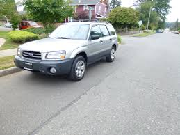 subaru crossover 2005 2005 subaru forester for sale awd auto sales