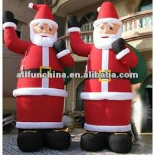 Large Inflatable Christmas Decorations by Cheap 8m Inflatable Santa Find 8m Inflatable Santa Deals On Line