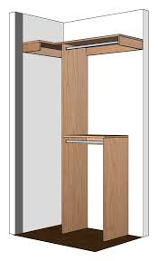 woodworking closet organizer plans u2013 woodworking projects