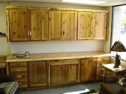 Rustic Cedar Log Kitchen Cabinets The Log Furniture Store - Rustic pine kitchen cabinets