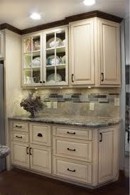 white kitchen with distressed cabinets distressed white kitchen cabinets page 1 line 17qq