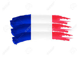 French Flag Pictures Illustration Of Isolated Hand Drawn French Flag Stock Photo