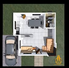 Verdana Villas Floor Plan by Akina Village Kabankalan Imelda Model Pres