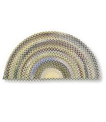Ll Bean Outdoor Rugs by All Weather Braided Rugs Concentric Pattern Outdoor Rugs At L L