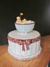 baby shower cake bathtub selen cake turkish cuisine airbrush