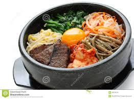 koreanische küche bibimbap koreanische küche lizenzfreie stockbilder bild 22610579