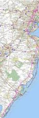 State Of New Jersey Map by Map Of The Garden State Parkway Gsp