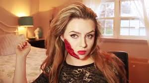 wound halloween makeup jaclyn hill inspired zombie halloween makeup wound makeup