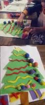 christmas tree felt craft