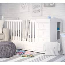 bedroom cherry wooden 3 in 1 convertible wayfair cribs with