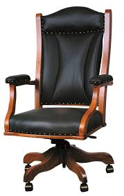 Lexington Leather Executive Office Chair Victorian Office - Lexington office furniture