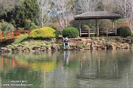 japanese garden in toowoomba the beauty and peace hidden in this
