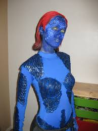 Mystique Halloween Costume Mystique Costume Men U0027m U2026 Flickr