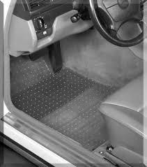 transparent vinyl floor mats team bhp