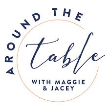 A Wolf At The Table Around The Table Podcast By Jacey Verdicchio And Maggie Mcdaris On
