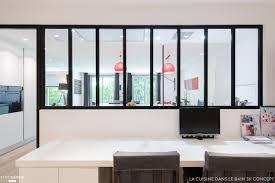 du bruit dans la cuisine bay 2 un verrière est une séparation idéal pour isoler le bureau du bruit