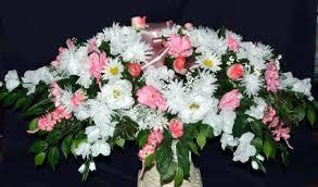 casket sprays silk sympathy casket sprays funeral flowers in fork union va