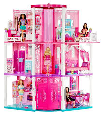 3 Story Houses Mattel Barbie Doll 3 Story Deluxe Folding Townhouse Dream House