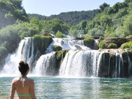 Arizona Wild Swimming images Swimming in krka national park croatia jpg