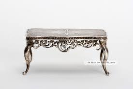 Wohnzimmertisch K N Silber Tisch 100 Images Casa Padrino Barock Esstisch Silber