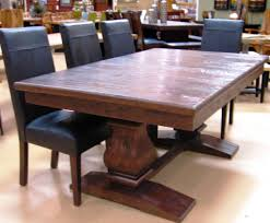 Extendable Tables For Small Spaces Dining Room Divine Pretty Round Extendable Table Pedestal Trends