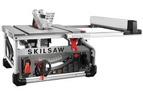 Woodworking Magazine Table Saw Reviews by Skilsaw U0027s Worm Drive Table Saw Tools Of The Trade Saws Tool