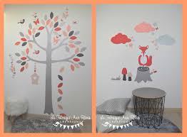 stickers arbre chambre enfant stickers hibou chambre bébé collection avec stickers arbre hibou