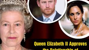 Queen Elizabeth Donald Trump Queen Elizabeth Already Is Wary Of Prince Harry And Meghan Markle