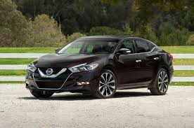 nissan maxima 2016 interior 2016 nissan maxima review first test motor trend