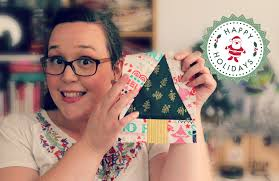 Free Christmas Tree Quilt Patterns Tutorial Paper Pieced Christmas Trees 3and3quarters Youtube