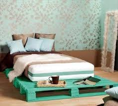 Pallet Platform Bed Pallets For Bed Simple Pallets Bed 1001 Pallets Light Pallets Bed