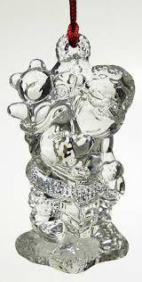 waterford marquis santa ornaments at replacements ltd