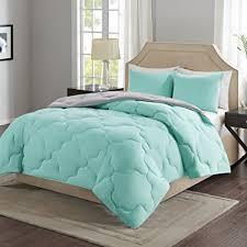home design down alternative color comforters amazon com comfort spaces vixie reversible down alternative