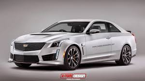cadillac cts sport coupe carscoops cadillac cts