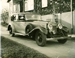 vintage rolls royce phantom 1932 rolls royce phantom ii continental sport saloon 114ms