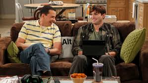 two and a half men the merig