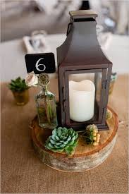 Centerpieces With Candles For Wedding Receptions by Best 25 Lantern Wedding Centerpieces Ideas Only On Pinterest