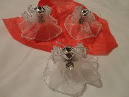 homemade angel christmas ornaments homemade christmas gifts