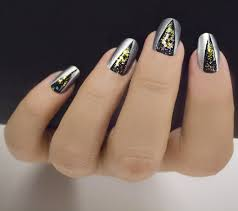 new year u0027s eve nail art popsugar beauty