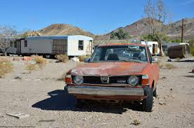 brat subaru lifted rust in peace subaru brat mk1 ran when parked