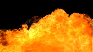 3 fire animation 3 stock video footage 000312940 pond5