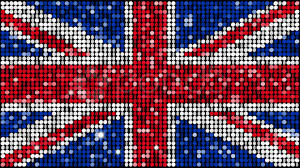 Colonial British Flag 12 States Discarded Jack Kept Queen John Ansell Clip Art Library