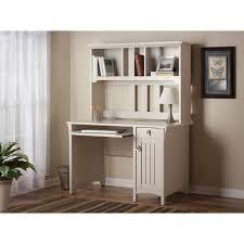 Bush Computer Desk With Hutch by Bush Furniture Salinas Mission Desk U0026 Hutch Walmart Com